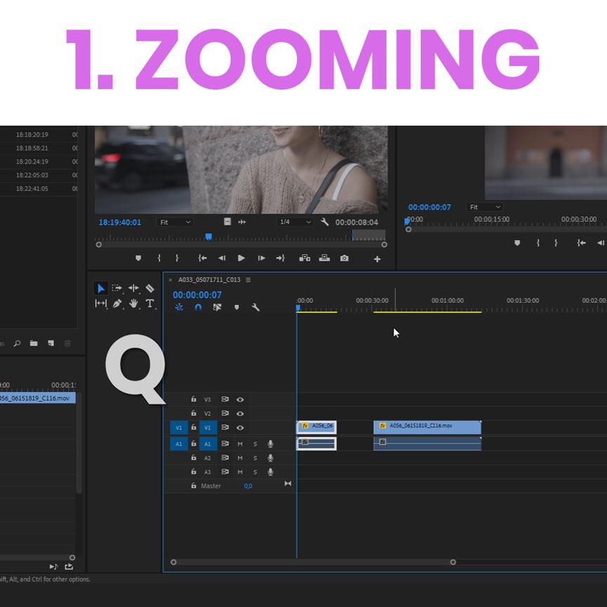 premiere pro keybinding