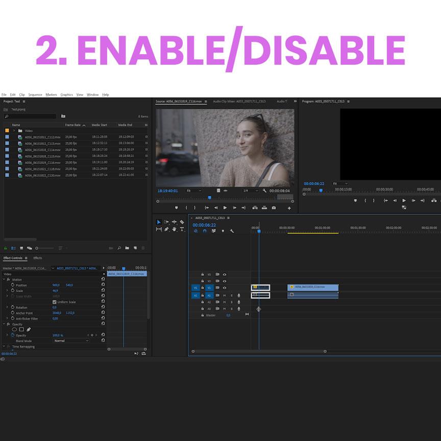 premiere cc shortcuts