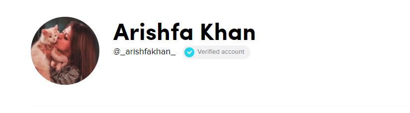 most famous account tiktok