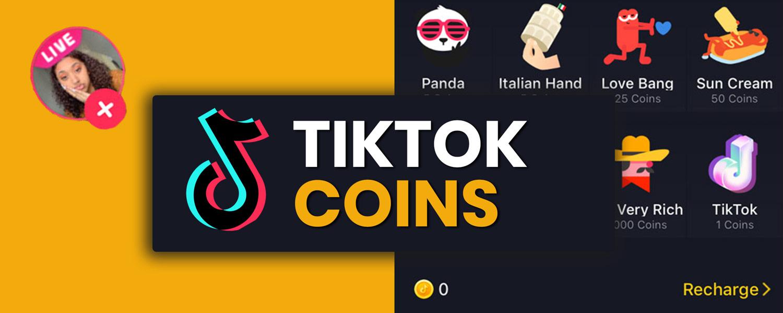 TikTok coin